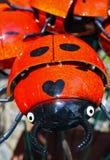 Πρότυπα παιχνιδιών Ladybug για την πώληση στοκ εικόνες