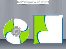 Πρότυπα περίπτωσης κοσμημάτων του CD ή DVD Στοκ εικόνα με δικαίωμα ελεύθερης χρήσης