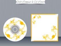 Πρότυπα περίπτωσης κοσμημάτων του CD ή DVD Στοκ εικόνες με δικαίωμα ελεύθερης χρήσης