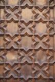 πρότυπα πορτών Στοκ Εικόνα