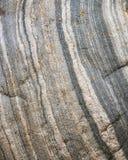 Πρότυπα στο βράχο Στοκ εικόνες με δικαίωμα ελεύθερης χρήσης