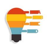 Πρότυπα Infographic για το επιχειρησιακό διάνυσμα διανυσματική απεικόνιση