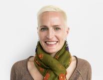 Πρότυπη έννοια πορτρέτου φυλών βλαστών ανθρώπων στούντιο Στοκ φωτογραφία με δικαίωμα ελεύθερης χρήσης