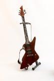 Πρότυπη κιθάρα Στοκ φωτογραφία με δικαίωμα ελεύθερης χρήσης