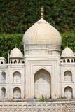 Πρότυπη προσομοίωση Taj Mahal Στοκ εικόνα με δικαίωμα ελεύθερης χρήσης