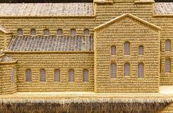 Πρότυπη τέχνη εκκλησιών σίτου Στοκ φωτογραφίες με δικαίωμα ελεύθερης χρήσης