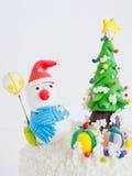 πρότυπος χιονάνθρωπος στοκ εικόνα με δικαίωμα ελεύθερης χρήσης