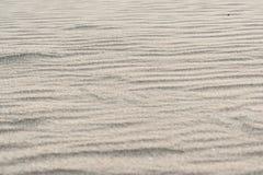 Πρότυπο άμμου Στοκ Φωτογραφία