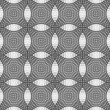 πρότυπο άνευ ραφής Ασυνήθιστο δικτυωτό πλέγμα ανασκόπηση γεωμετρική Απεικόνιση αποθεμάτων