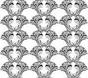 πρότυπο άνευ ραφής Διακοσμητική διακόσμηση για το ύφασμα, ύφασμα, wrappi Στοκ φωτογραφία με δικαίωμα ελεύθερης χρήσης