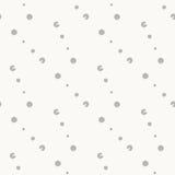 πρότυπο άνευ ραφής Επανάληψη του αφηρημένου υποβάθρου με τους κύκλους Στοκ φωτογραφίες με δικαίωμα ελεύθερης χρήσης