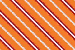 πρότυπο άνευ ραφής Yellow-orange υπόβαθρο λωρίδων Ριγωτό διαγώνιο σχέδιο Στοκ φωτογραφία με δικαίωμα ελεύθερης χρήσης