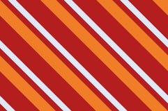 πρότυπο άνευ ραφής Yellow-orange υπόβαθρο λωρίδων Ριγωτό διαγώνιο σχέδιο διανυσματική απεικόνιση