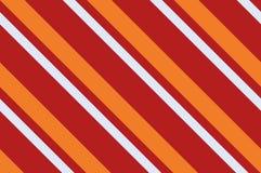 πρότυπο άνευ ραφής Yellow-orange υπόβαθρο λωρίδων Ριγωτό διαγώνιο σχέδιο Στοκ Φωτογραφίες