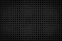 Πρότυπο αστεριών στη μαύρη ανασκόπηση Στοκ φωτογραφίες με δικαίωμα ελεύθερης χρήσης