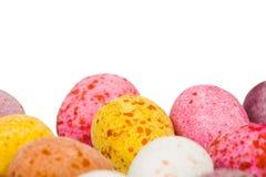 πρότυπο αυγών Πάσχας στοκ φωτογραφίες με δικαίωμα ελεύθερης χρήσης