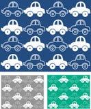 πρότυπο αυτοκινήτων άνευ &rh Στοκ Εικόνες