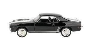 Πρότυπο αυτοκινήτων μετάλλων που απομονώνεται στο λευκό χωρίς σκιά Στοκ εικόνες με δικαίωμα ελεύθερης χρήσης