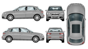 Πρότυπο αυτοκινήτων Suv απεικόνιση αποθεμάτων