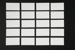 Πρότυπο για το μαρκάρισμα της ταυτότητας Στοκ φωτογραφία με δικαίωμα ελεύθερης χρήσης