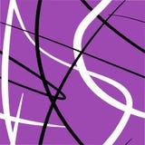 πρότυπο γραμμών άνευ ραφής Στοκ φωτογραφία με δικαίωμα ελεύθερης χρήσης