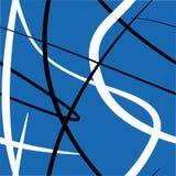 πρότυπο γραμμών άνευ ραφής Στοκ Εικόνα