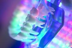 Πρότυπο δοντιών οδοντιάτρων Στοκ φωτογραφίες με δικαίωμα ελεύθερης χρήσης