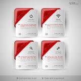 Πρότυπο επιχειρησιακού infographics για το σχέδιο Ιστού, παρουσίαση, edu διανυσματική απεικόνιση