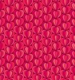 Πρότυπο καρδιών Στοκ Φωτογραφία