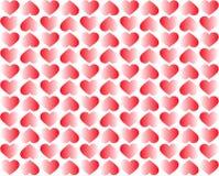 πρότυπο καρδιών Στοκ Φωτογραφίες