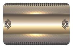 Πρότυπο καρτών επιχειρήσεων ή δώρων Στοκ Εικόνες