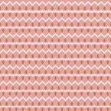 πρότυπο καρδιών άνευ ραφής Στοκ εικόνα με δικαίωμα ελεύθερης χρήσης
