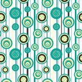 πρότυπο κύκλων άνευ ραφής Στοκ φωτογραφία με δικαίωμα ελεύθερης χρήσης
