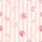πρότυπο λουλουδιών απεικόνιση αποθεμάτων