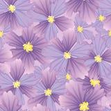 Πρότυπο λουλουδιών Στοκ Εικόνα