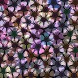 πρότυπο λουλουδιών anemone στοκ εικόνες με δικαίωμα ελεύθερης χρήσης