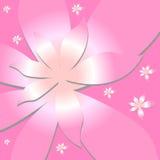 πρότυπο λουλουδιών vectorial απεικόνιση αποθεμάτων