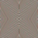 Πρότυπο με την οπτική παραίσθηση Γραπτό σχέδιο abstract background striped ελεύθερη απεικόνιση δικαιώματος