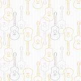 πρότυπο μουσικής άνευ ρα&phi Στοκ Εικόνες