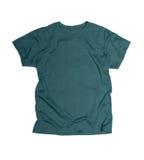 Πρότυπο μπλουζών Στοκ Φωτογραφίες