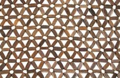 πρότυπο ξύλινο Στοκ Εικόνα