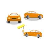 Πρότυπο λογότυπων Carmaintenance Απεικόνιση αποθεμάτων