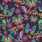 πρότυπο λουλουδιών πετ&al κρύβοντας διάνυσμα φιδιών εικόνων λαβυρίνθου κυνηγιού Στοκ εικόνες με δικαίωμα ελεύθερης χρήσης