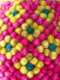 πρότυπο 02 λουλουδιών Στοκ εικόνα με δικαίωμα ελεύθερης χρήσης