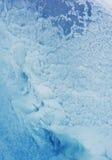 πρότυπο πάγου Στοκ εικόνες με δικαίωμα ελεύθερης χρήσης