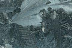 πρότυπο παγετού Στοκ Φωτογραφίες
