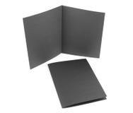 Πρότυπο περιοδικών, βιβλιάριων, καρτών, επαγγελματικών καρτών ή φυλλάδιων te Στοκ φωτογραφίες με δικαίωμα ελεύθερης χρήσης