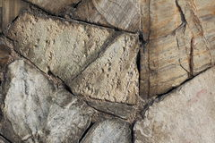 Πρότυπο πετρών Στοκ εικόνα με δικαίωμα ελεύθερης χρήσης