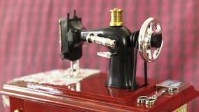Πρότυπο ράβοντας μηχανών απόθεμα βίντεο