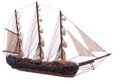 πρότυπο σκάφος Στοκ Φωτογραφία